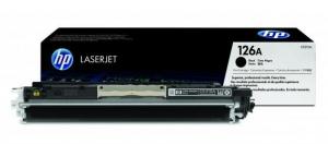 Заправка картриджа HP CE310A (126A)
